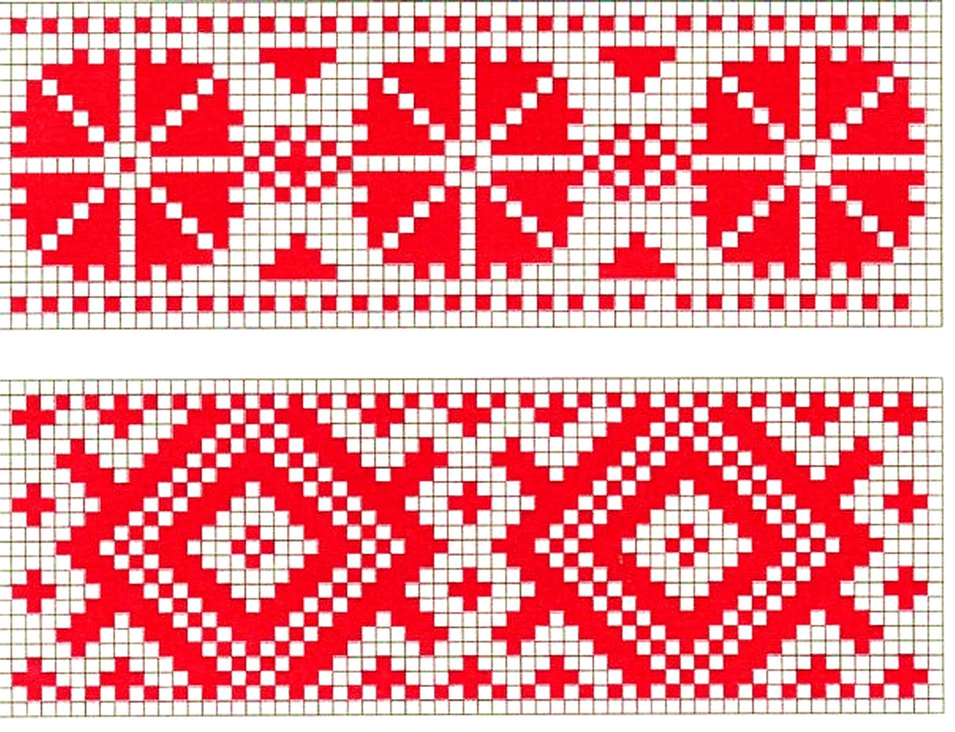 Русская народная вышивка особенности национального рукоделия (картинки) 19