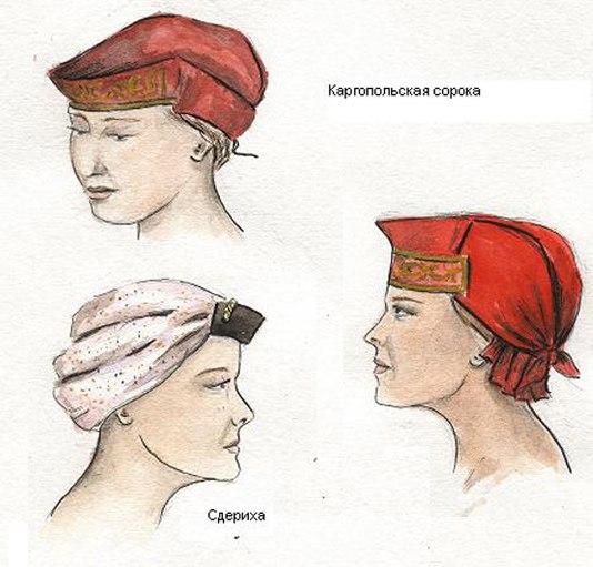 вязаные шарфы и шапки 2010