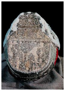 архангельские головные уборы кокошник 5
